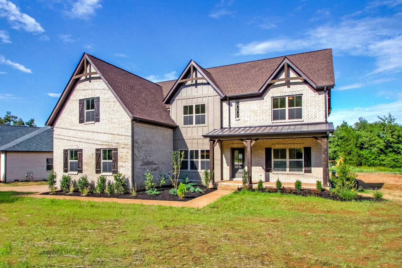 New Homes near Nashville with open floor plan